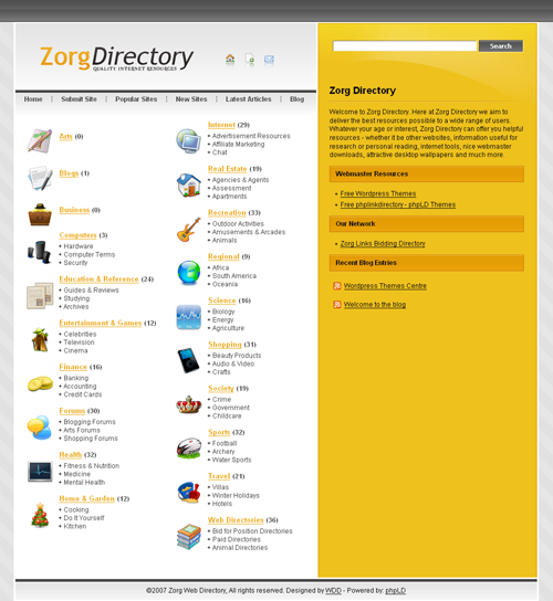 Zorg Directory