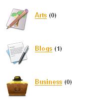 Zorg Directory no sub-cats